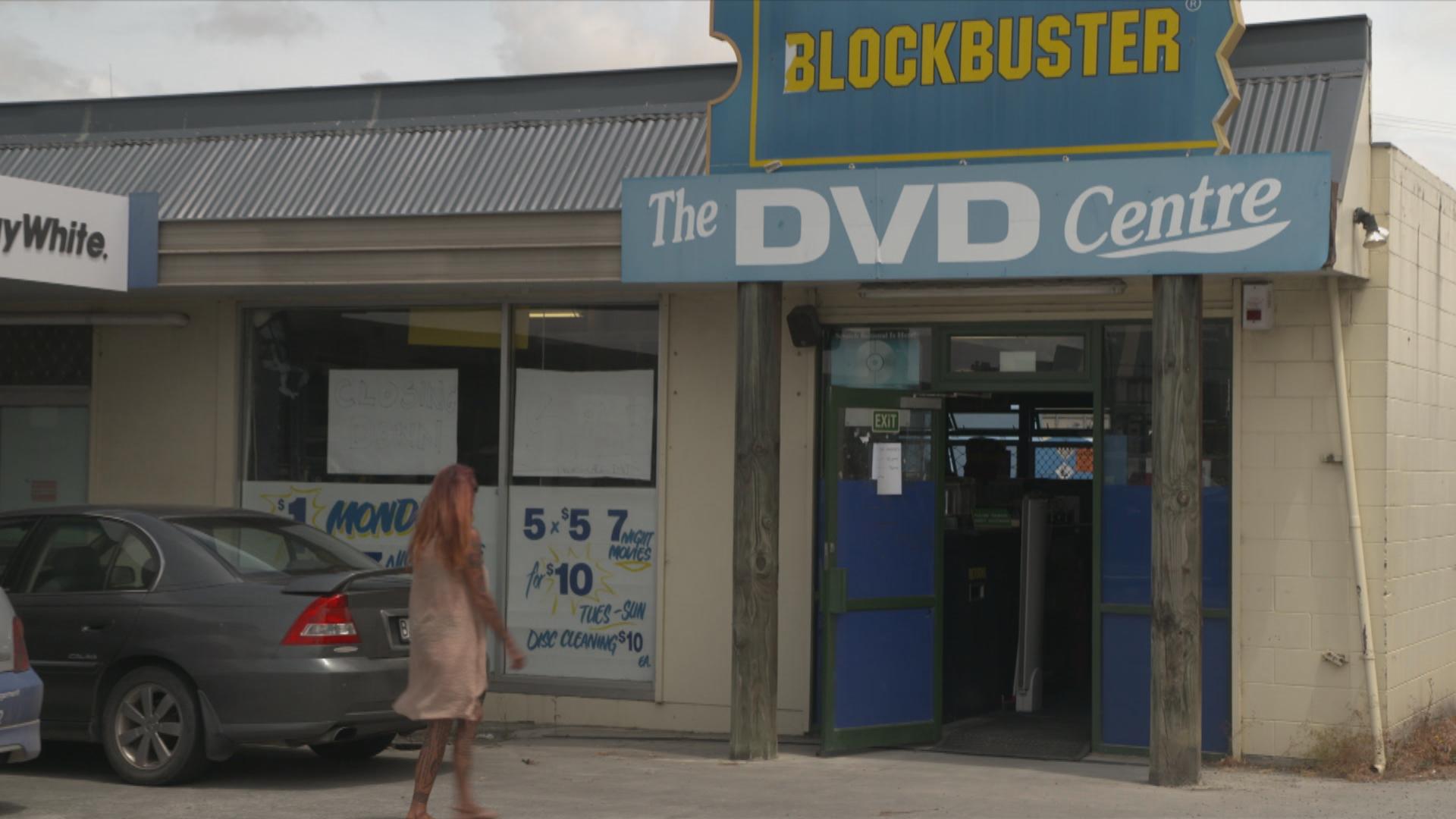 Damon Stapleton: Advertising. Lessons from the second last Blockbuster in the world