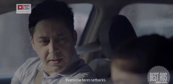 HDFC Life's latest campaign via Leo Burnett India Brings out the emotion of wanting to help a loved one to #BounceBack from life's disappointments