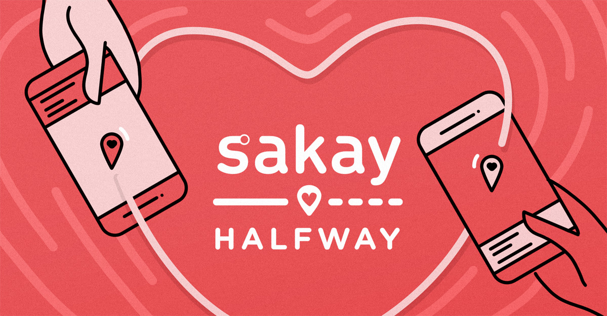 MullenLowe Philippines and Sakay.ph team up to help commuters overcome one of metro Manila's barriers to love – traffic