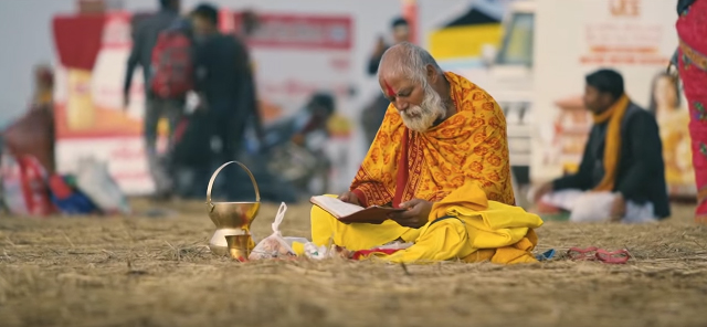Geometry Encompass India celebrates invisible heroes of Magh Mela with Omnigel's Rahat Ratna