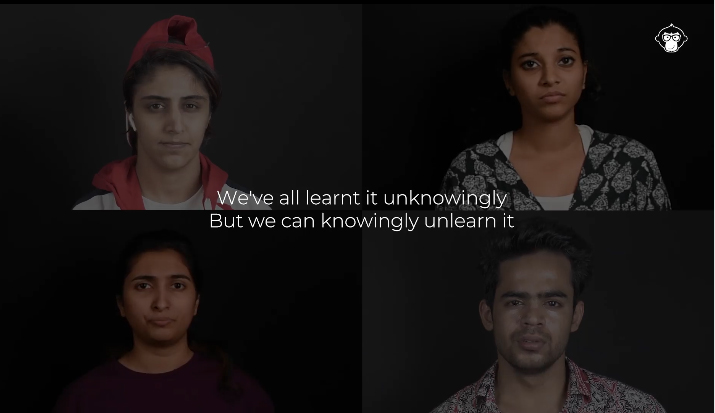 Chimp&z Inc India's Initiative teaches us its Never Late To Unlearn Discrimination