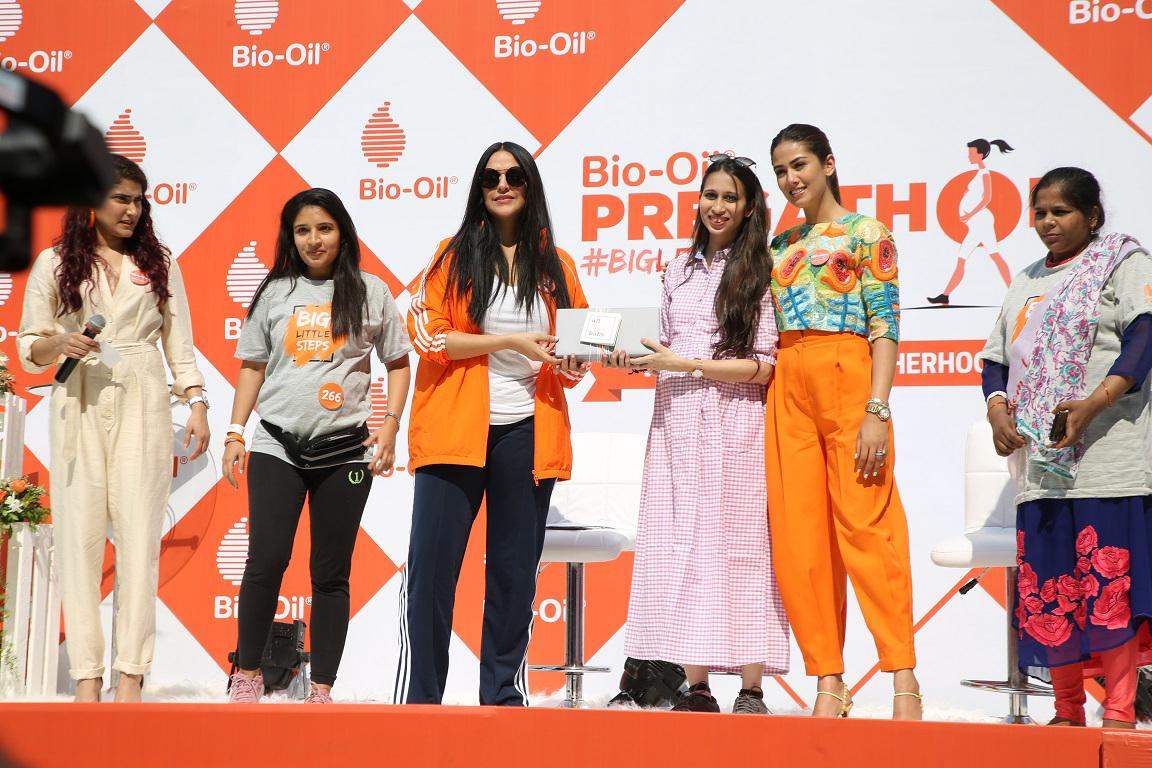 VMLY&R India and Marico Limited's Bio-Oil Pregathon encourage pregnant women to take the #BigLittleSteps towards self-love