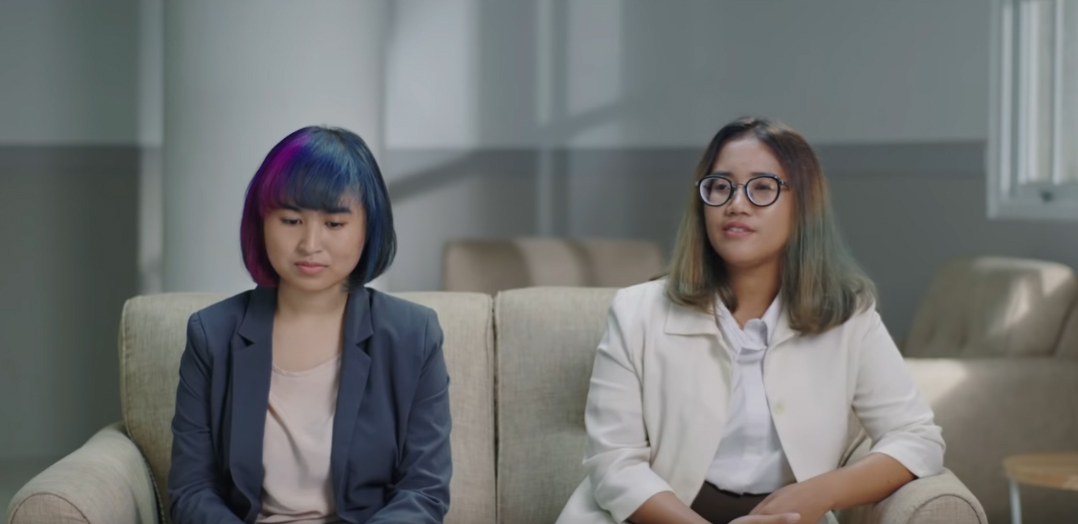 Pantene and Grey Indonesia tackle 'looks attractive' as a job hiring requirement commonly found in local job advertisements