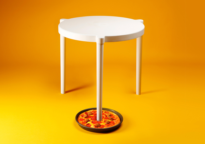 Ogilvy Hong Kong and IKEA have some fun with Pizza Hut