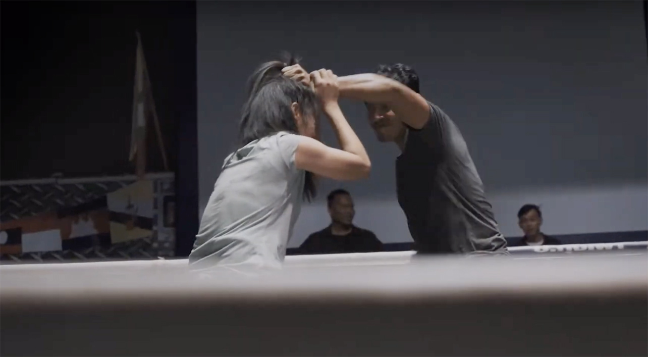 Seen+Noted: Dentsu Thailand uses stunt to show what's Unacceptable In Public is Unacceptable At Home