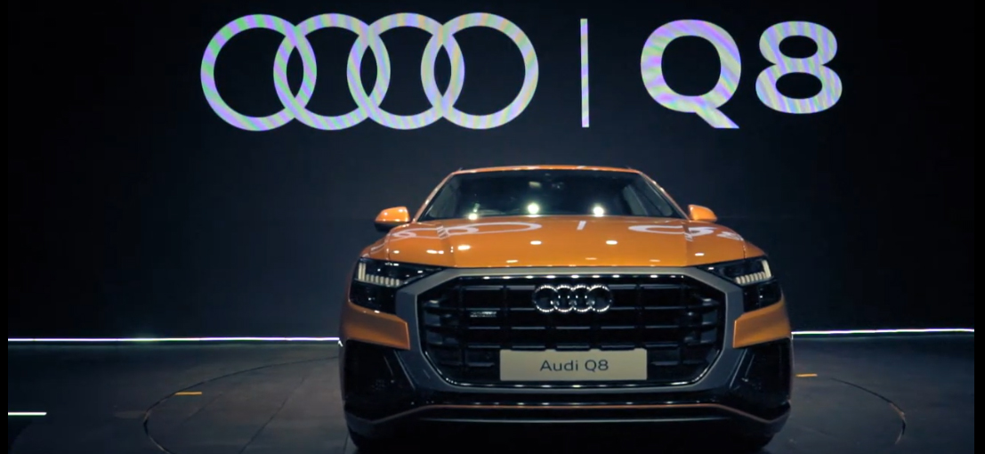 Audi collaborates with 8 avant-garde artists for the launch of the Audi Q8 in a campaign via BBH India