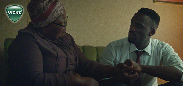 Vicks shows that a little touch of care goes a long way in new South African campaign via Publicis Singapore