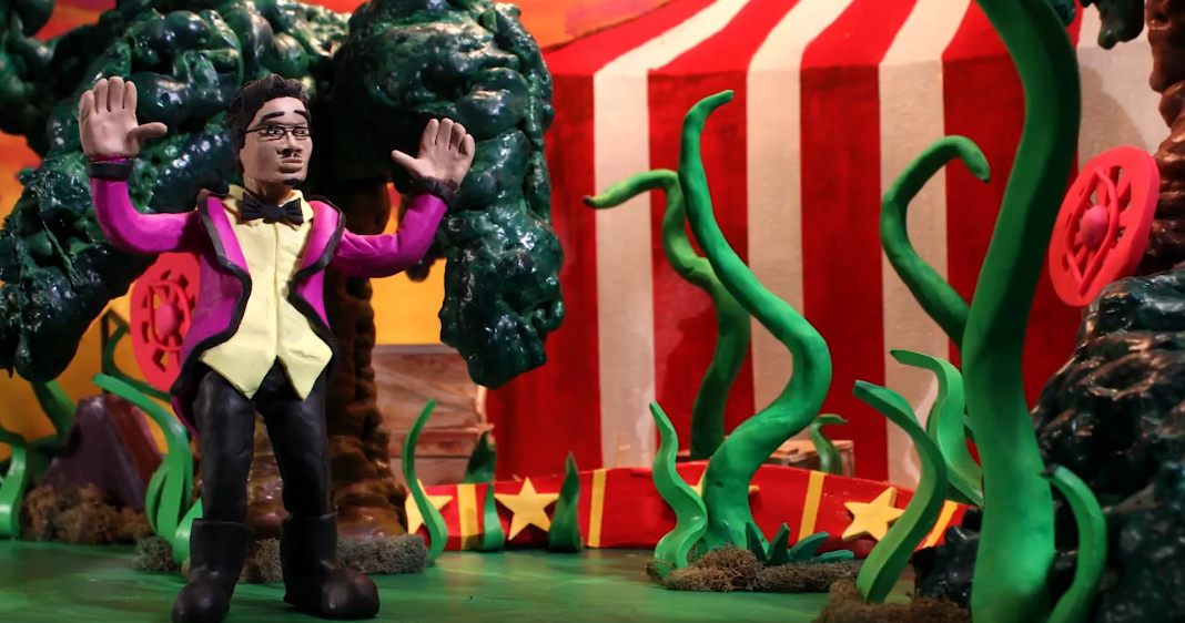Director's Think Tank and Flock Creative Network tease advertising stereotypes in a series of claymation spots