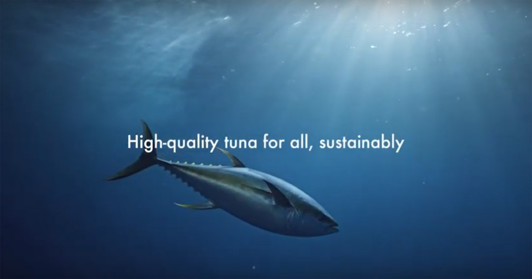 Dentsu Tokyo applies AI expertise to help safeguard the tuna industry's future