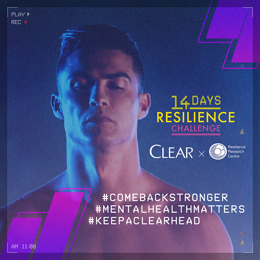 Unilever's CLEAR launches campaign to help build resilience during COVID-19 crisis via MullenLowe Singapore