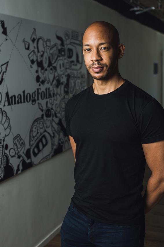 AnalogFolk appoints Matt David as Managing Partner Asia