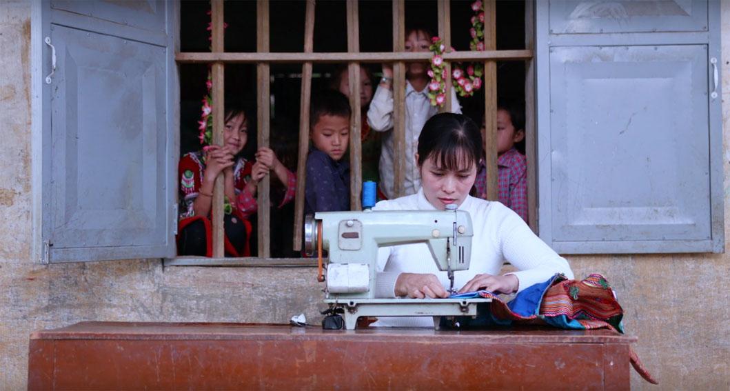 NIVEA creates fabric to make Vietnamese traditions winterproof in campaign via Happiness Saigon