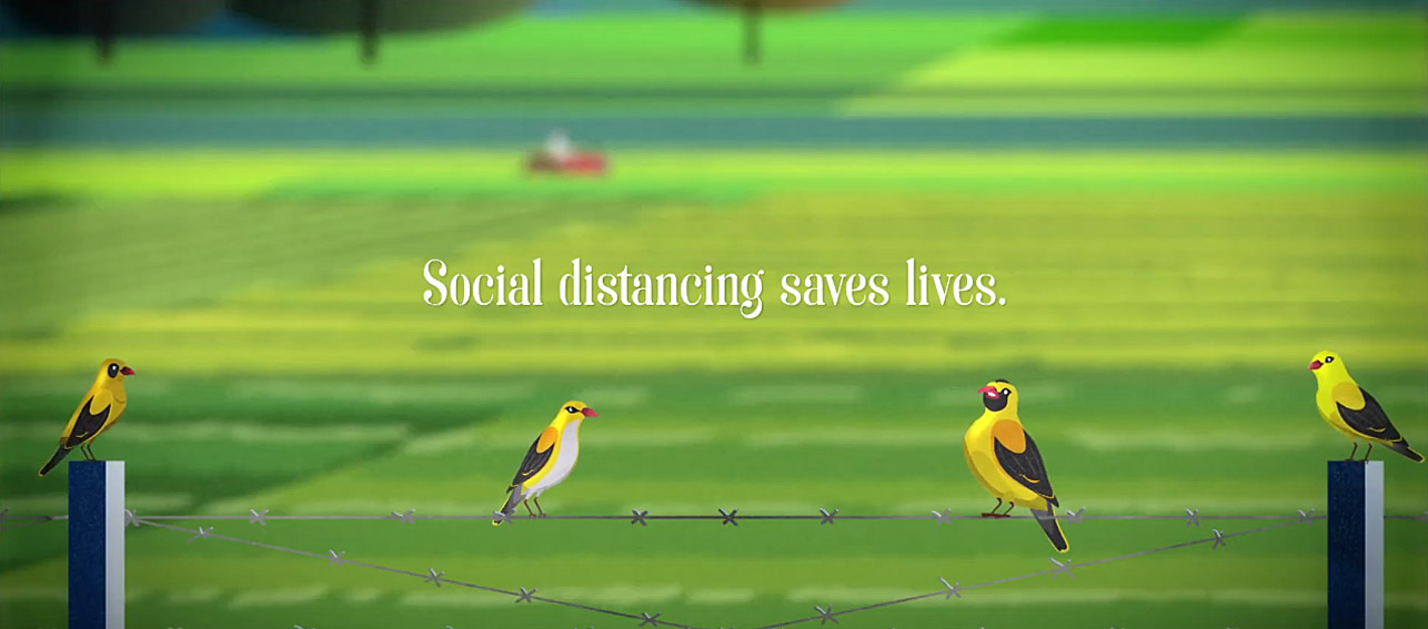 Wunderman Thompson India and Tata Wiron launch 'Wise Little Birds' raising social distancing awareness