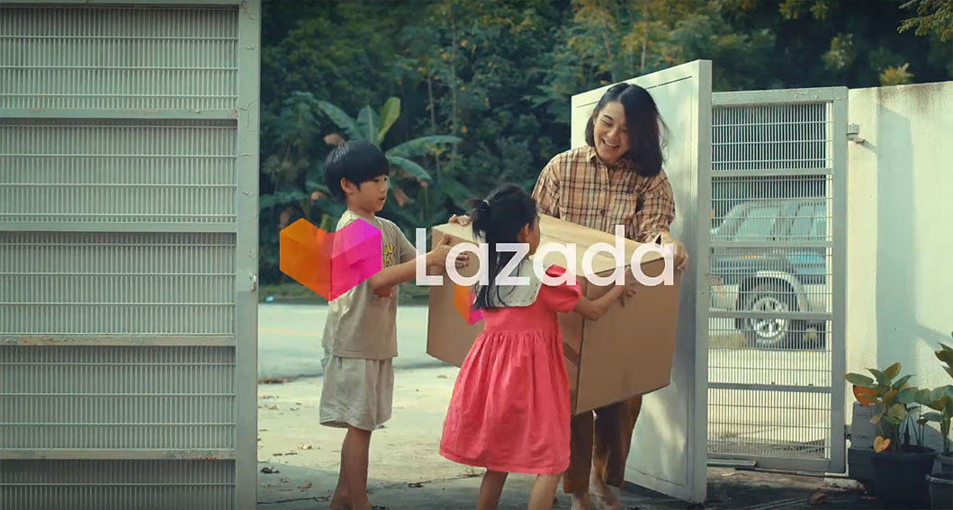 Director's Think Tank brings to life Lazada's 'Unlock a Better Life' brand purpose