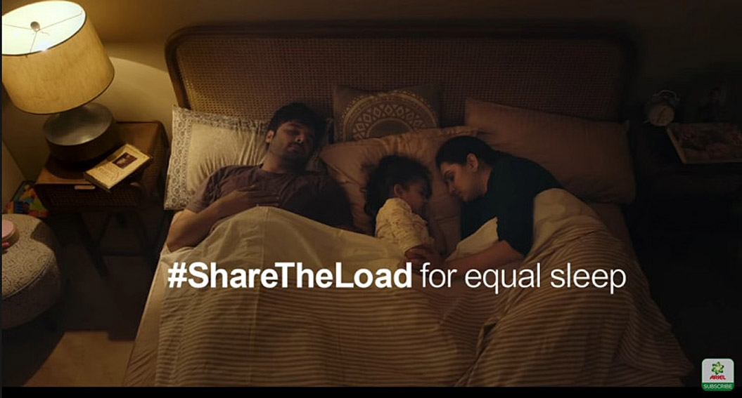 Ariel and BBDO India continue #ShareTheLoad campaign which resonates even more during the lockdown