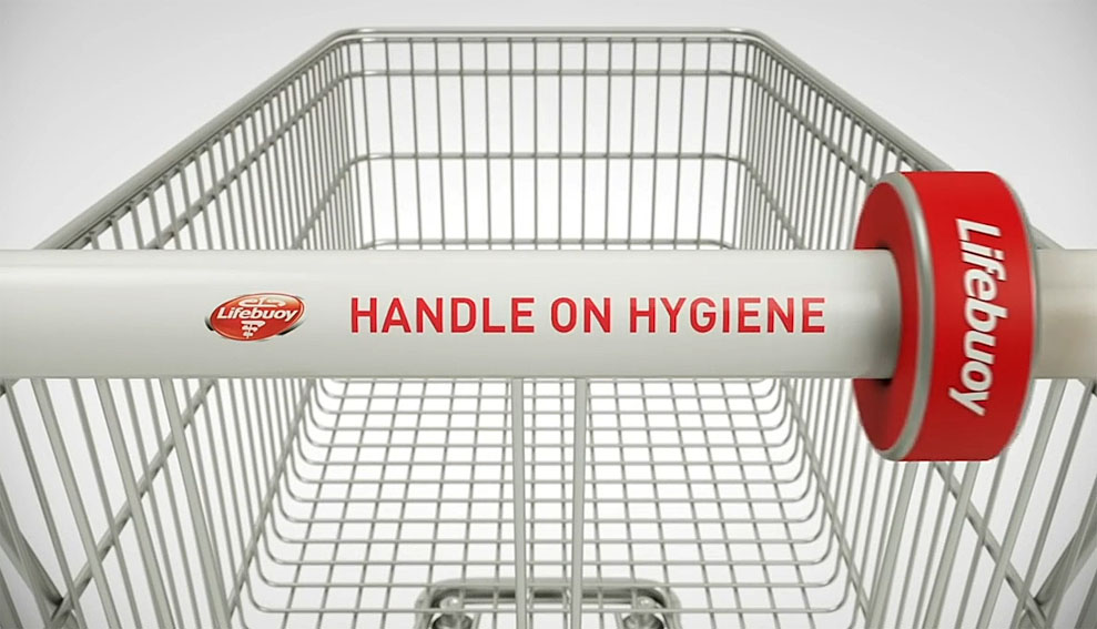 Geometry gets a handle on hygiene with sustainable retail innovation to combat Covid-19