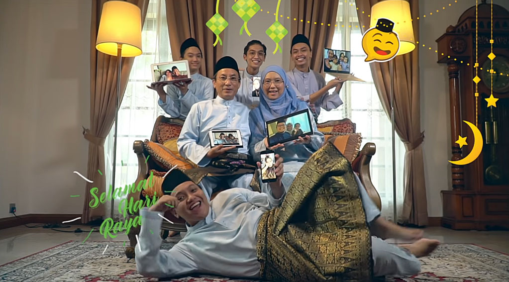 Reprise Digital Malaysia & TNB keep the 'Epic Fantastik' Raya spirit alive in the new normal