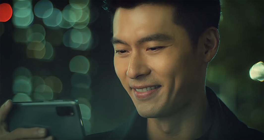 Leading Korean actor Hyun Bin stars in latest Smart Communications campaign created by Grey Manila