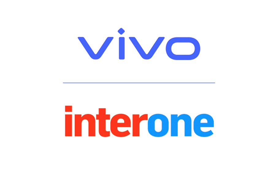 Interone China wins vivo global website business in multi agency pitch
