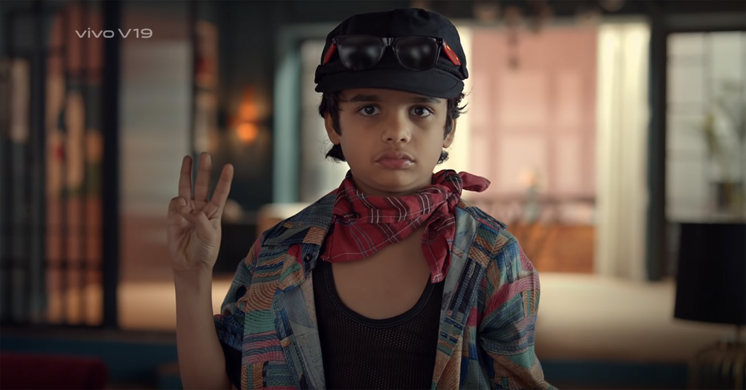 vivo and Aamir Khan are here to save the day with the V19 in this campaign via BBH India