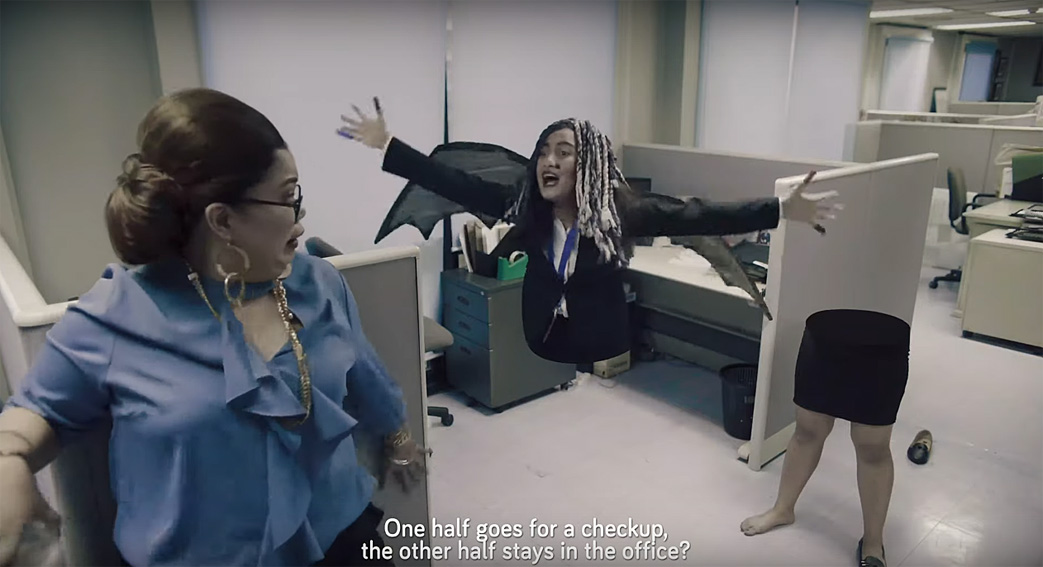 GIGIL Philippines launches quirky 'Inner Monologue' spot for KonsultaMD urging people to call a real doctor