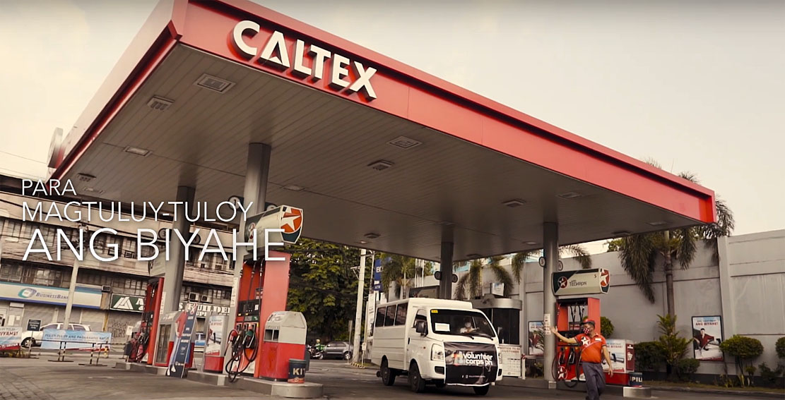 Caltex welcomes motorists back to the roads with anthem celebrating frontliners via VMLY&R Philippines