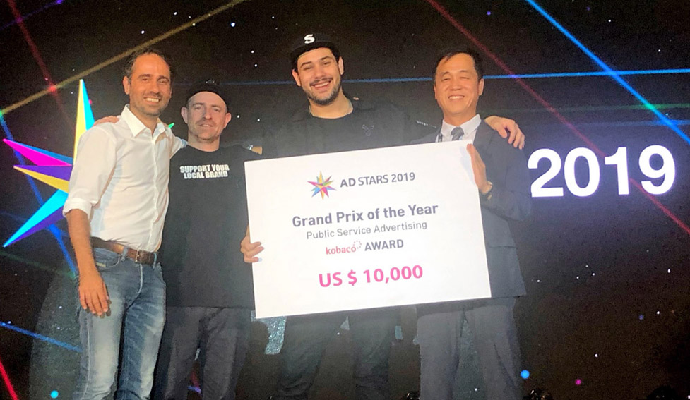 Ad Stars extends entry deadline to July 10: Free to enter with two Grand Prix of the Year winners each awarded US$10,000 cash