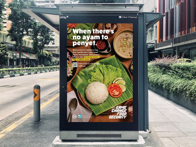 Grey Singapore launches campaign rallying the nation for the Ministry of the Environment and Water Resources