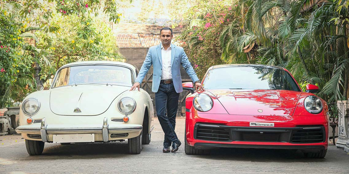 L&K Saatchi & Saatchi wins Porsche India's mainline and digital appointment following multi-agency pitch