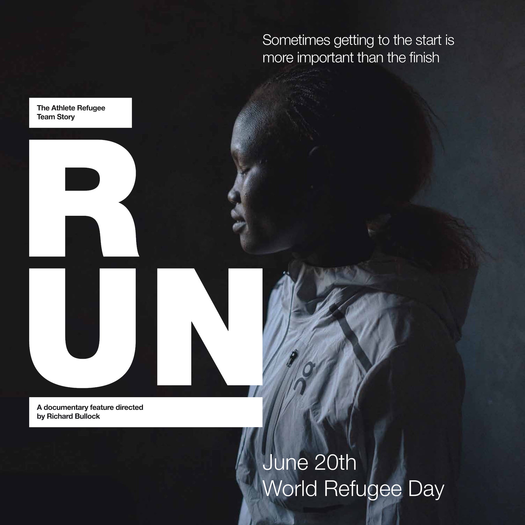 Seen+Noted: Richard Bullock directs new emotional documentary on the Athlete Refugee Team for World Refugee Day