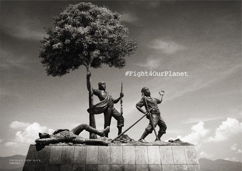 Leo Burnett Malaysia launches Fight4OurPlanet campaign on International Climate Change Day