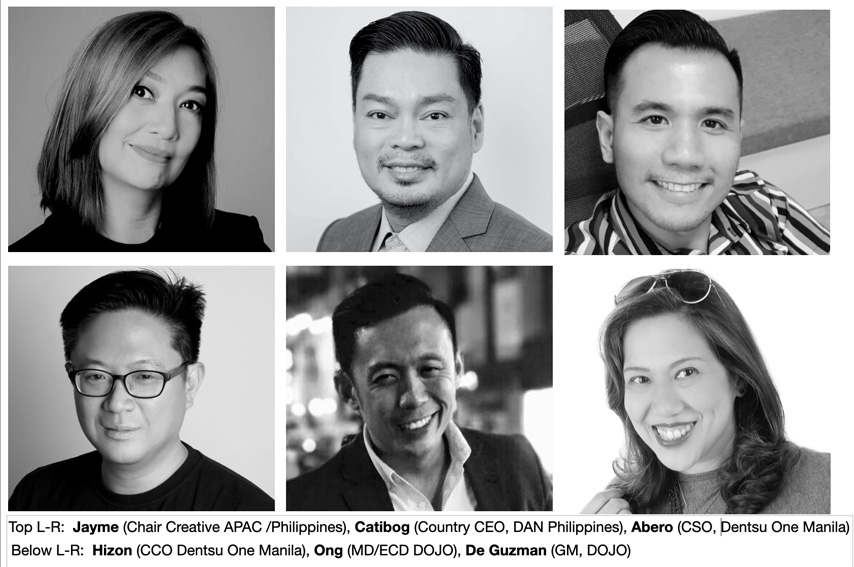 Dentsu Aegis Network rebrands ASPAC into Dentsu One Manila