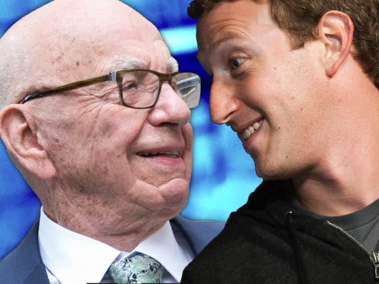 Raj Kamble's Postcard from India: How did Mark Zuckerberg become Rupert Murdoch?