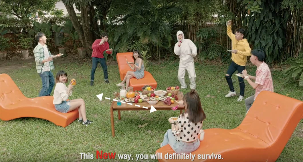 Leo Burnett Thailand shows what Thai's shouldn't do via Covid-19 'new normal' film for the Thai Health Promotion Foundation