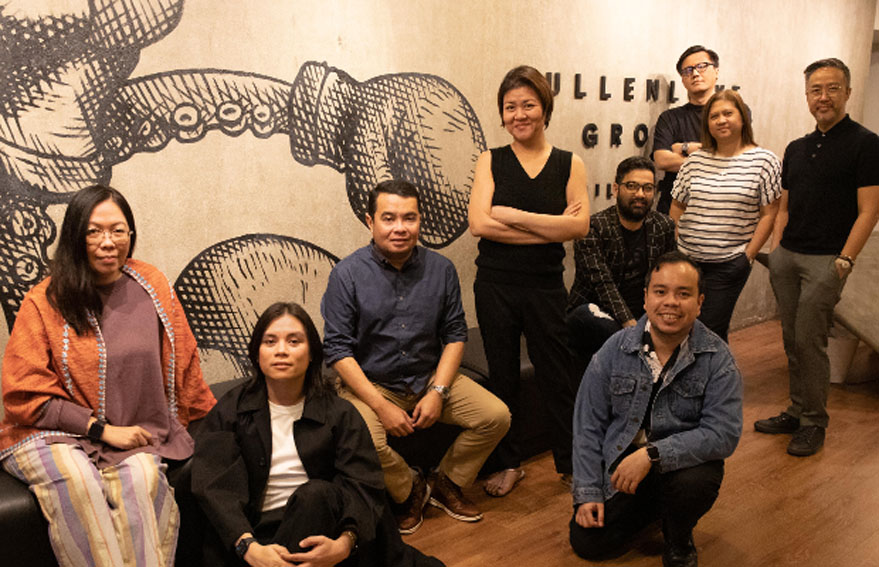 Leadership changes at MullenLowe Philippines sees Mike Trillana take over from Leigh Reyes and Abi Aquino moving up to Chief Creative Officer