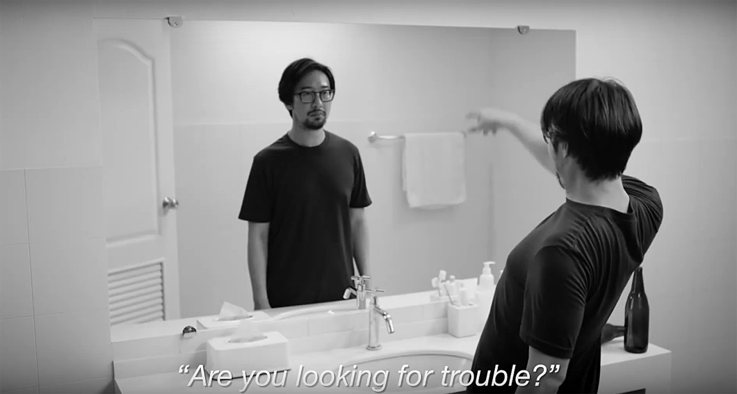 Is your drinking at crisis level asks new film released by Leo Burnett Bangkok for the Thai Health Promotion Foundation
