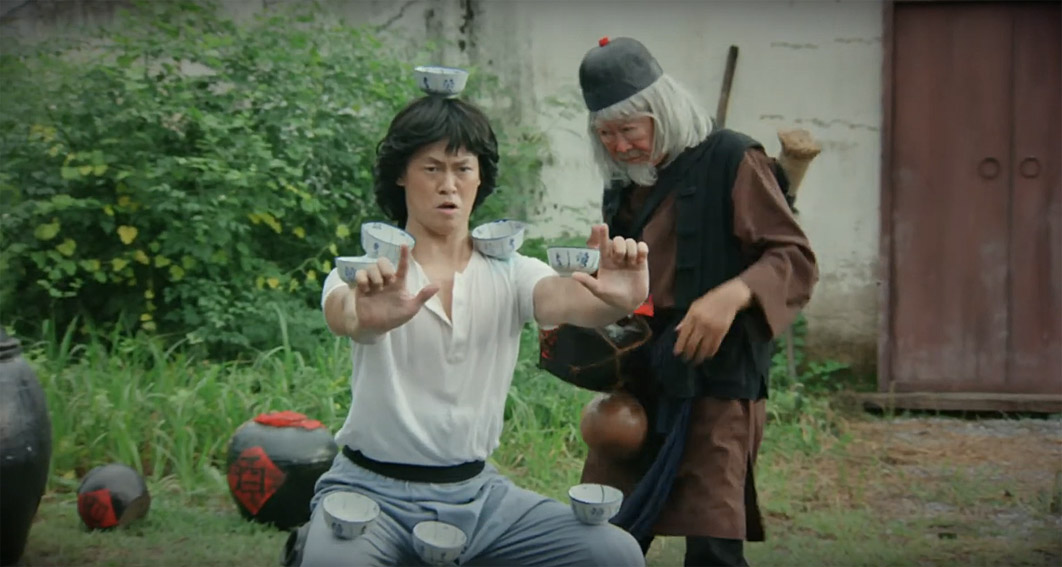 Leo Burnett Thailand adopts kung fu tactics in new alcohol awareness campaign for the Thai Health Promotion Foundation