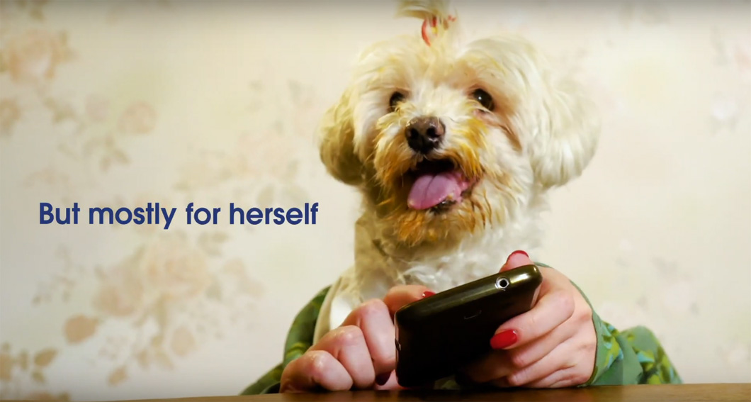 TGH Collective Singapore releases online perromart campaign showing that pets can be just like us