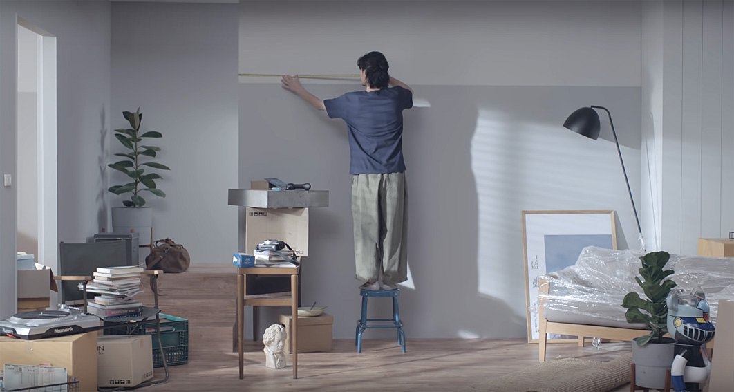 AP Thai shows how people change when they buy a new house via new Wolf Bangkok campaign