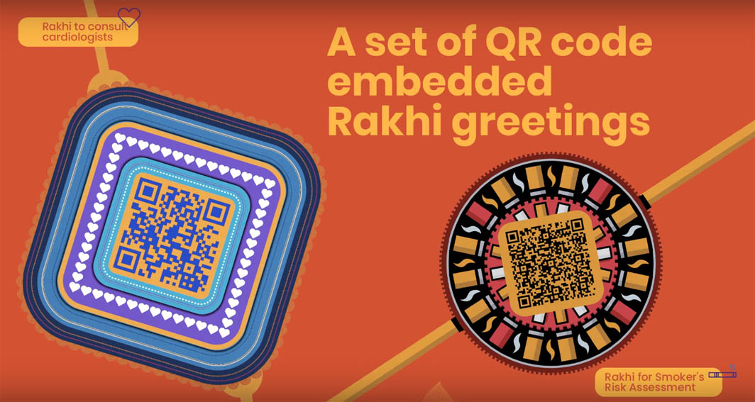 AI-Powered online doctor consultation app brings a new perspective to India's Rakshabandhan ceremony