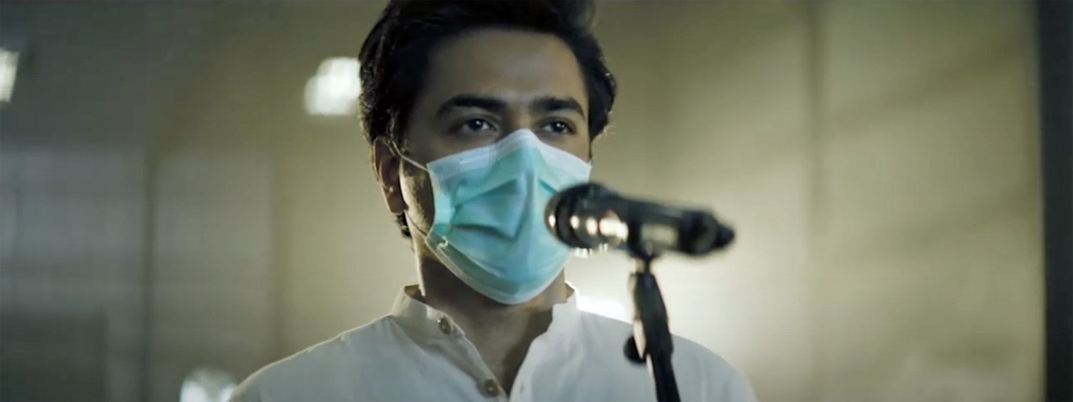 UniLever Pakistan launch National Anthem film sung through face masks for Independence Day via BBDO Pakistan