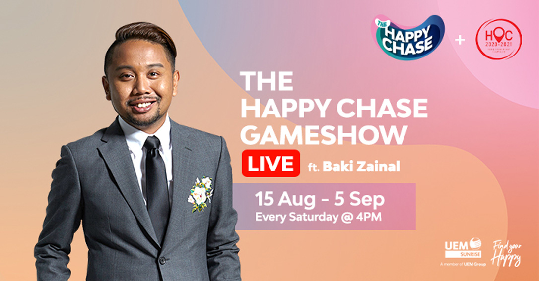 Reprise Digital Malaysia launches gameshow on Facebook for UEM Sunrise offering exclusive rebates when purchasing units