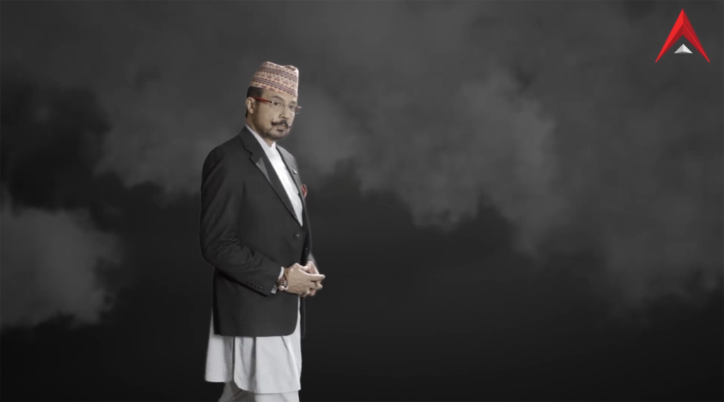 Nabil Bank asks who will bring the country out of the dark in latest campaign via CREO Nepal