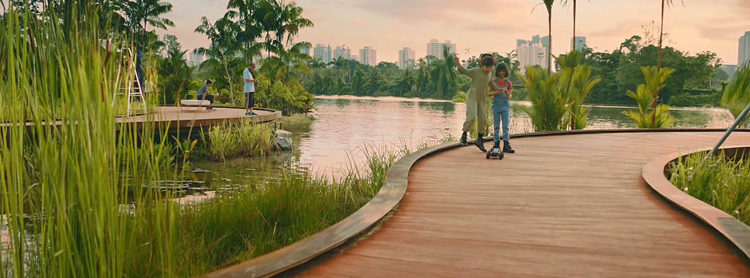 The Energy Market Authority + Tribal Worldwide Singapore enlist the help of Singapore's younger generation in new campaign