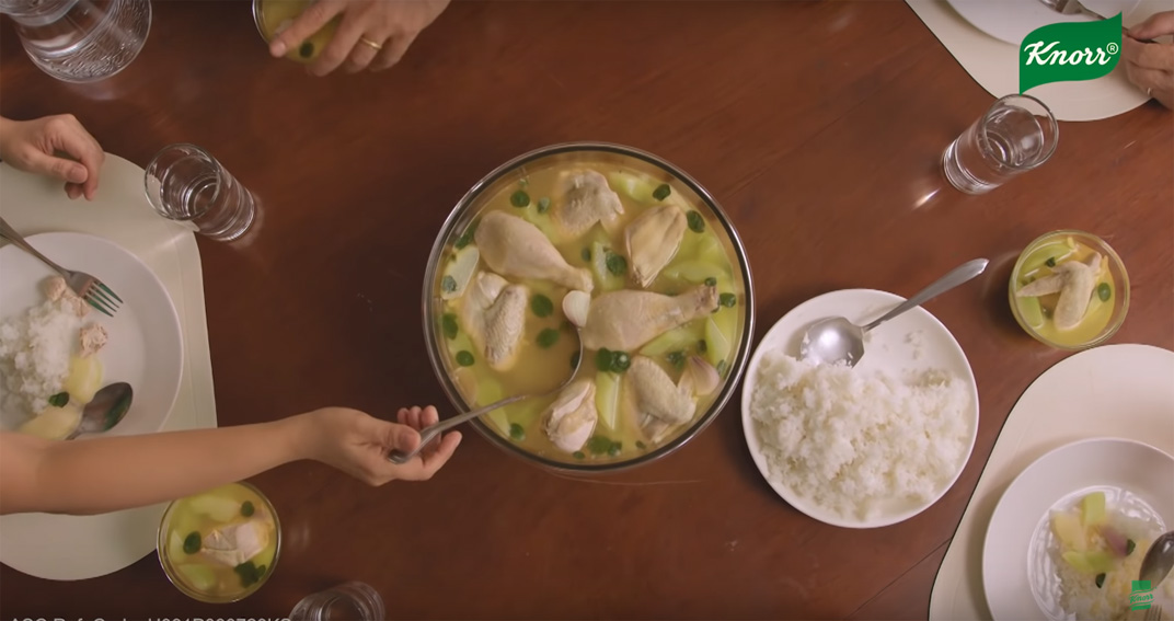 Knorr continues to bring joy to families no matter the circumstances in latest campaign via MullenLowe Philippines