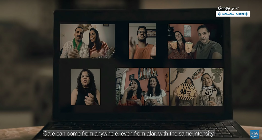 WATConsult India's new film demonstrates how Bajaj Allianz General Insurance are adapting with the new normal
