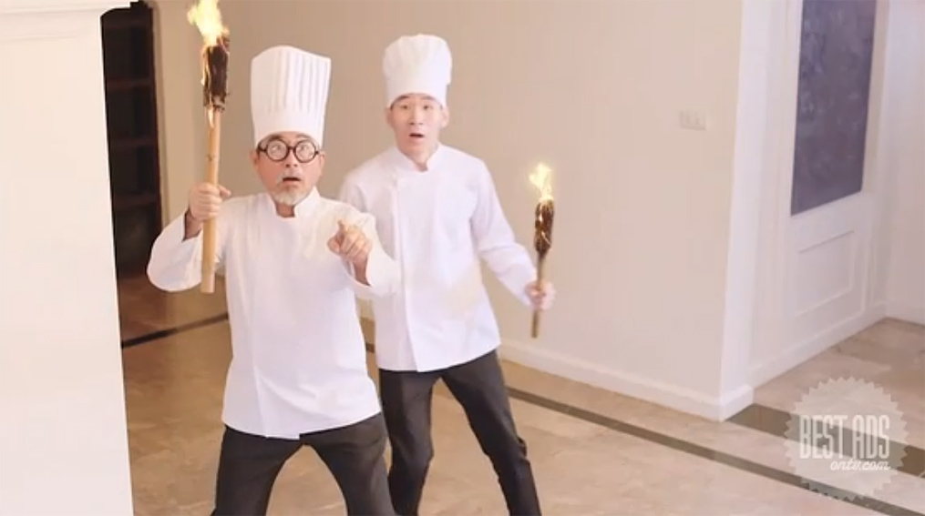 Leo Burnett Thailand calls on Thai ghost to humorously promote better eating message in Thai Health Promotion Foundation's latest film