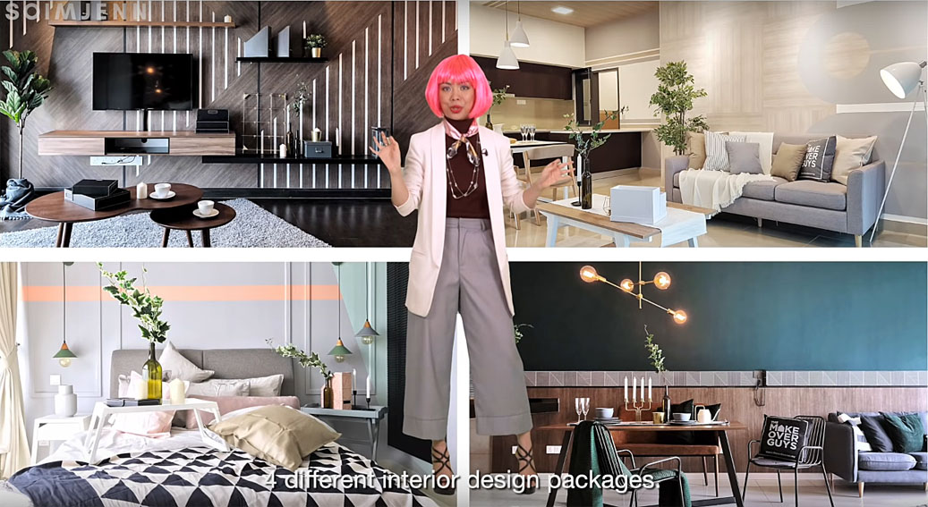 Malaysian online personality Jenn Chia goes viral in this film for SP Setia Berhad Group via Lemonade Malaysia