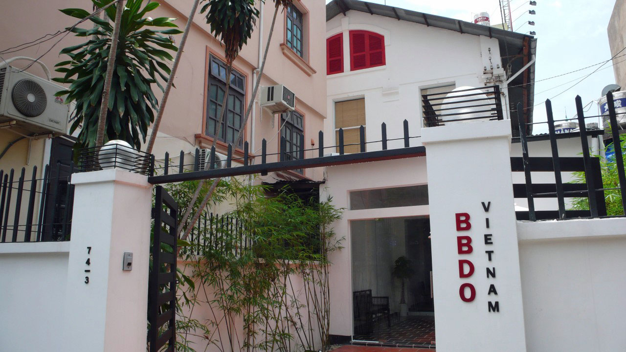 BBDO closes down Vietnam agency after 13 years