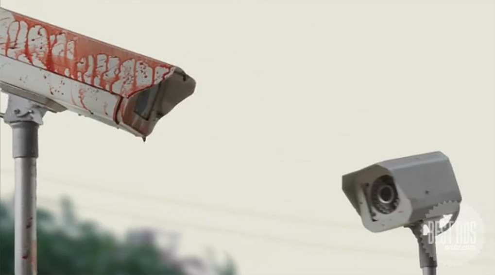 Mum Films gives two CCTV cameras a voice to share their stories in this film for Thai Health Promotion Foundation
